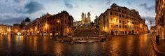 Piazza di spagna http://www.venere.com/