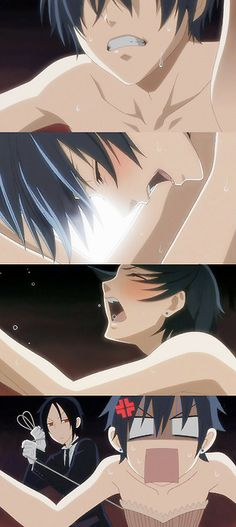 This counts as serious yaoi for me! until the End! xD I remember this in the Manga!!