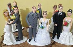 Topos de bolo finalizado para realizar os sonhos das noivas da Bia Arte  #vireinoiva #casamento #noiva #chadecozinha #brides #voucasar #casar #casamentodoano #festas #cerimonial #amor #noivasdobrasil #noivos #eventos #noivas2017 #noivas2016 #diadanoiva #eudissesim #casamentos2017 #padrinhos #casamentoperfeito #noivado #lembrancinha #chadelingerie #personalizadosparanoivas #grupoparanoivas #bolocenografico #topodebolo #topopersonalizado