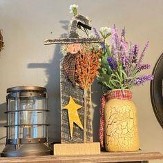 Primitive Primitive Witch Primitive fall decor Country | Etsy Primitive Halloween Decor, Primitive Fall, Primitive Snowmen, Country Primitive, Scary Decorations, Halloween Decorations, Broom Corn, Wood Snowman, Country Decor