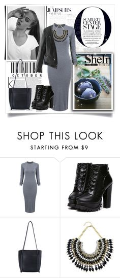 """""""SheIn III/10"""" by zenabezimena ❤ liked on Polyvore featuring women's clothing, women, female, woman, misses, juniors, Sheinside and topset"""