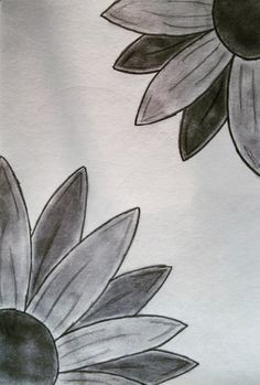 Peek-A-Boo flowers. peek-a-boo flowers pencil sketches easy, pencil drawings Easy Sketches For Beginners, Pencil Drawings For Beginners, Pencil Sketches Easy, Drawing Videos For Kids, Easy Drawings Sketches, Cool Art Drawings, Pencil Art Drawings, Easy Nature Drawings, Sketch Drawing