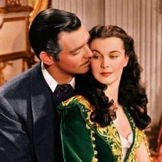 The burning of Atlanta scene in Gone With The Wind was created by setting fire to old sets found on the MGM lot. | 23 Strange Movie Facts You Probably Didn't Know Until Now