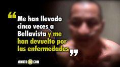 #VIDEO: Recluso en salas de paso del CTI en Medellín pide pronta atención por su delicado estado de salud - Minuto30.com: Minuto30.com…