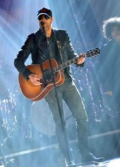 Eric Church rises to the top of ACM nominations
