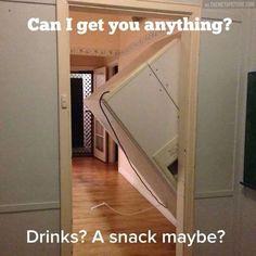 Funny fridge