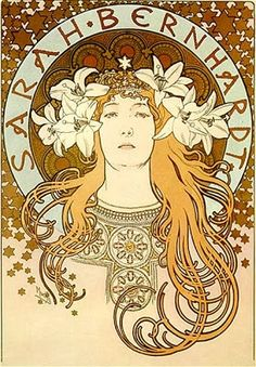 Mucha's distinctive style was called 'le style Mucha' and was synonymous with the 'Art Nouveau' style.We have chosen 13 eye candy posters of Alphonse Mucha. Azulejos Art Nouveau, Mucha Art Nouveau, Alphonse Mucha Art, Art Nouveau Poster, Art Nouveau Tiles, Illustrator, Art Et Architecture, Illustration Art Nouveau, Pierre Bonnard