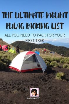 Ultimate Mount Pulag, Philippines Trek Packing List for Beginners. List of things every first-timers need for a fun, hassle-free and safe trek to one of the Philippines' most highest peaks! Backpacking Packing List, Packing For A Cruise, Packing Tips For Travel, Ultimate Packing List, Ultimate Travel, Mt Pulag, World Most Beautiful Place, Hiking Essentials, Camping Hacks
