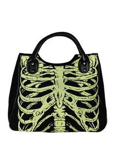 ca31c1663f Bags - Buy Online at Grindstore - UK Rock and Alternative Clothing Store  Green Handbag
