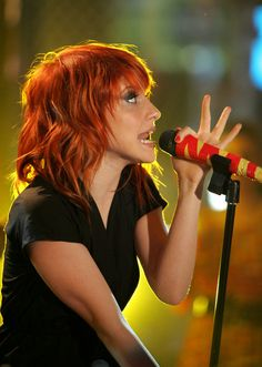Hayley Williams Hair 2