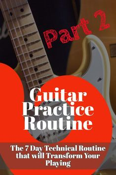 7 Day Guitar Practice Routine Part 2 -Tuesday. The 7 Day Practice Routine that will Transform your Guitar Playing. Music Theory Guitar, Guitar Chord Chart, Guitar Songs, Guitar Chords, Ukulele, Guitar Strumming, Guitar Quotes, Music Chords, Music Music