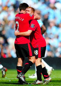 The Manchester derby is nearing!♥