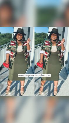 Curvy Women Outfits, Plus Size Outfits, Clothes For Women, Curvy Fashion, Plus Size Fashion, Women's Fashion, Black King And Queen, Spring Dresses, African Fashion
