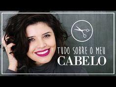 vídeo | Dicas para finalizar cabelo curto e ondulado - Tudo Orna