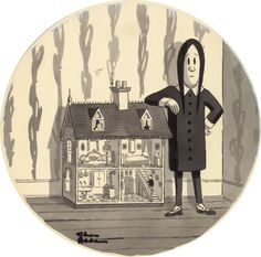 Understanding the world one cartoon at a time. And other high culture. New Yorker artists are royalty here. Addams Family Morticia, Addams Family Tv Show, Adams Family, Original Addams Family, Addams Family Cartoon, Wednesday Addams, Frankenstein, Cartoon Familie, Charles Addams