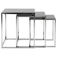 schwarzes glas beistelltisch metall mobel online kaufen beistelltische holzglas wohn mobel