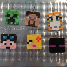 Minecraft party favors Dantdm