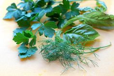 How To Dry Fresh Herbs For Winter. Repinned by www.mygrowingtraditions.com