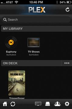 Howto: Setting up a Plex Environment