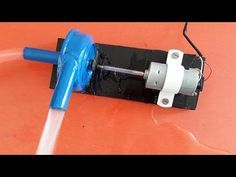 How To Make A Water Pump Make Your Own Creation Youtube In