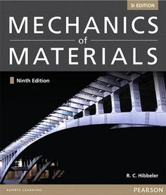 Mechanics of materials / R. C. Hibbeler