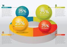 Business Infographic creative design 4226