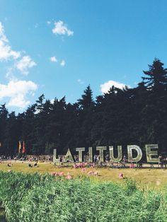 #Latitude #festival