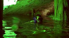 Follow us into the underworld of the Maya and discover the cenotes at Hidden Worlds Cenote Adventure Park on the Yucatan Peninsula in Mexico. This is an excerpt of the video, which is part of the DVD and the Blu-ray Yucatan. The two discs are available at travel-movies.net. You can also stream the full-length movie in Full-HD without ads from yucatan.travel-streams.net.