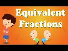 Equivalent fractions HANDS-ON ACTIVITY (AMAZING!) for 3rd and 4th GRADE Math - YouTube