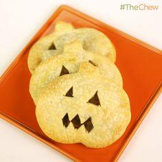 "Catherine McCord's Pumpkin Pie ""Pop Tarts"" #TheChew"