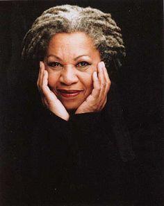 Toni Morrison, Premo Nobel, escritora como quiero ser, con la palabra de ella, fluida, encontrada