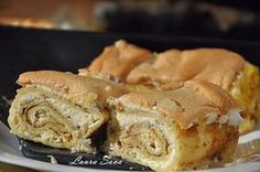 Clatite banatene   Retete culinare cu Laura Sava Irish Cream, Malaga, Coffee Cake, Apple Pie, Smoothie, Pancakes, Muffin, Sweets, Bread