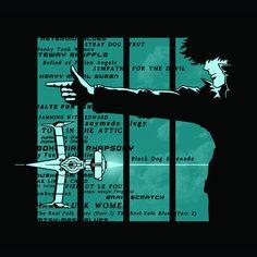 Space Cowboy T-Shirt $9.99 Cowboy Bebop tee at Pop Up Tee!