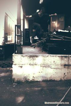 Skateboarder Harrison Manning #teamflyhigh  www.DistressedCouture.com