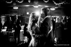 The end of a fabulous wedding at Lainston House -