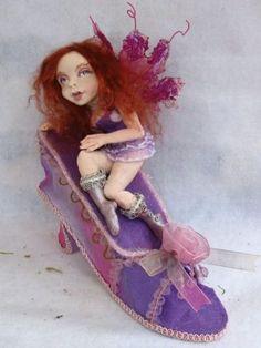 Skylar Sultry Shoe OOAK Fairy  http://cgi.ebay.com/ws/eBayISAPI.dll?ViewItem=160947213444