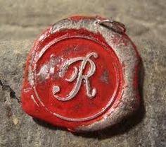 vintage wax seals - Google Search