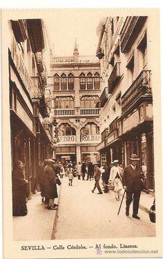 Fotos de la Sevilla del Ayer (IV). - Página 8 Andalusia Spain, Seville Spain, My Dream, Louvre, Street View, World, Places, Travel, Seville
