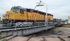 Union Pacific - Train Yard
