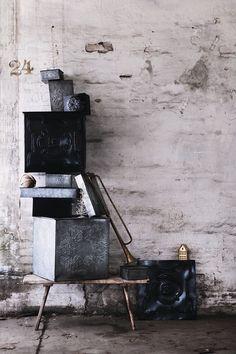 Pimpelwit : concrete wall setting