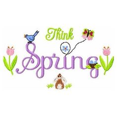 Think spring facebook covers