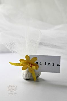 Eco friendly favors
