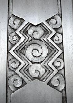 Art Deco Door Frame