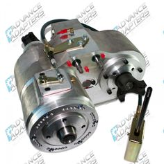 Atlas 4 Speed Transfer Case from Advance Adapters. 1:1, 2.72:1, 3.8:1, 10.34:1 all in one unit. $3,200