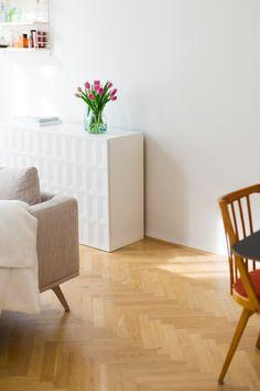 IKEA DIY Sideboard Herrestad Metod Limhamn Gold Spray Paint