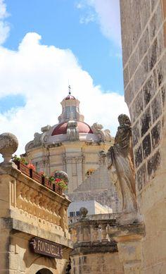 Discovering Malta: Fontanella Restaurant in Mdina