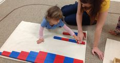 A Montessori Lesson - Trillium Montessori Practical Life, How To Introduce Yourself, Montessori, Kids Rugs, Teaching, School, Children, Blog, Young Children