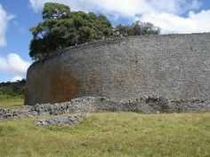 "The Great Zimbabwe, is a complex of stone ruins spread out over a large area in modern-day Zimbabwe, which itself is named after the ruins. The word ""Great"" distinguishes the site from the many hundred small ruins, known as Zimbabwes, spread across the country. Built by indigenous Bantu people, the construction started in the 11th century and continued for over 300 years. At its peak, estimates are that Great Zimbabwe had as many as 18,000 inhabitants. Its most formidable edifice, commonly…"