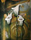 White Lilies - Finding Beauty in Chaos Series by Cherie Roe Dirksen White Lilies, Print Store, Finding Yourself, Lily, Book, Creative, Artwork, Poster, Pictures