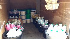 truck load of products